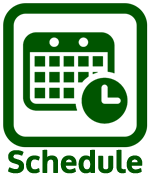 today's schedule icon